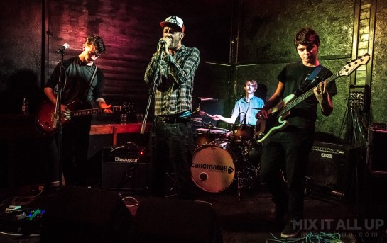 Solve The Nodus live at Wedgewood Rooms Unsigned Showcase 5 – 07/08/19