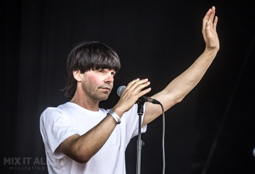 Tim Burgess live at Victorious Festival 2019