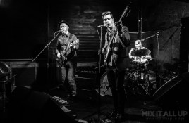 The Deckards live at Wedgewood Rooms Unsigned Showcase 2019