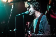 Cherry Lotus supporting The White Lakes live at the Edge of the Wedge, Portsmouth - 07/09/19