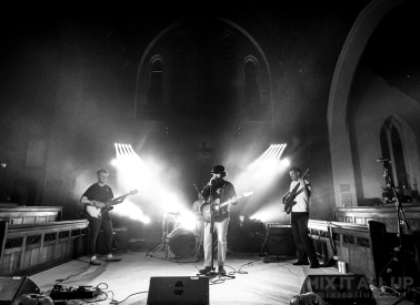 The Unknown Soldiers @ Cool Gig in a Church, Gosport - 02/11/19