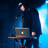 Ban Summers supporting Slug Money live at Portsmouth Guildhall Studios - 04/01/20