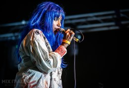 Nuha Ruby Ra live at Psyched Fest, Portsmouth - 2021