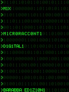 Microracconti digitali - copertina