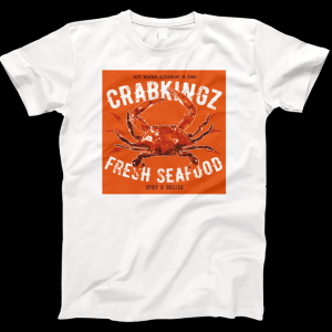 Crab King T-shirt