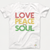 Love Peace Soul T-shirt