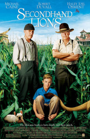 secondhandlions