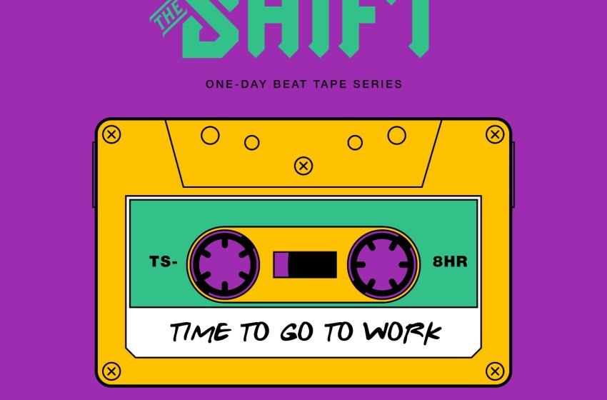 Seneca B – The Shift One Day Beat Tape Vol. 15 (Instrumental Mixtape)