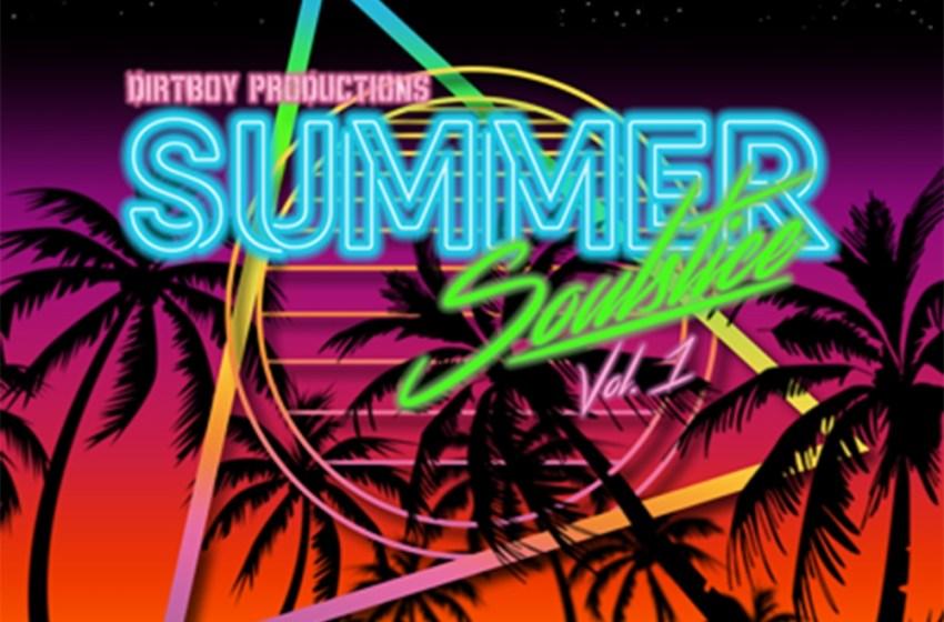 Dirtboy Productions – Summer Soulstice Vol. 1 (Instrumental Mixtape)