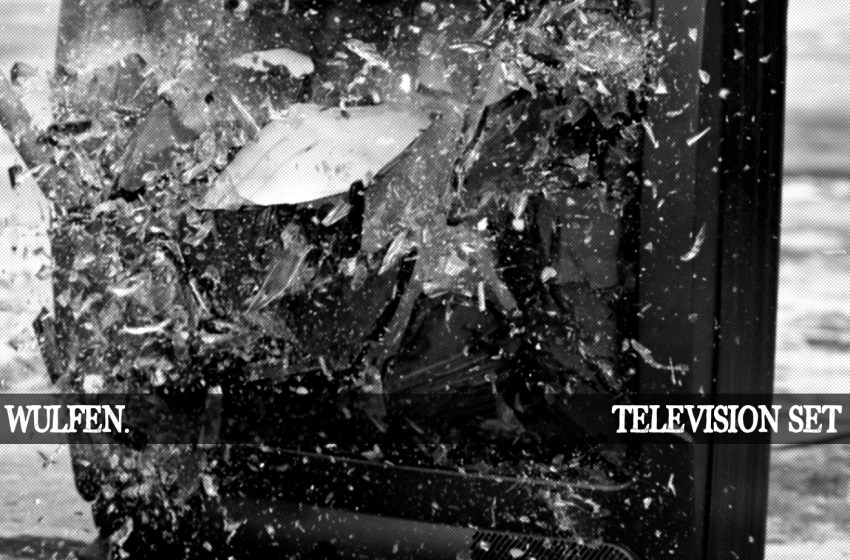 wulfen. – Television Set (Instrumental Mixtape)
