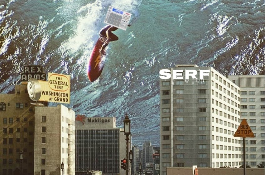 Serf –  The Wave Runna: The Beat Tape (Instrumental Mixtape)