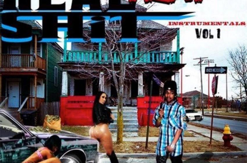 TRAPPA DON – Real Trap Shit Vol. 1: Instrumentals (Instrumental Mixtape)