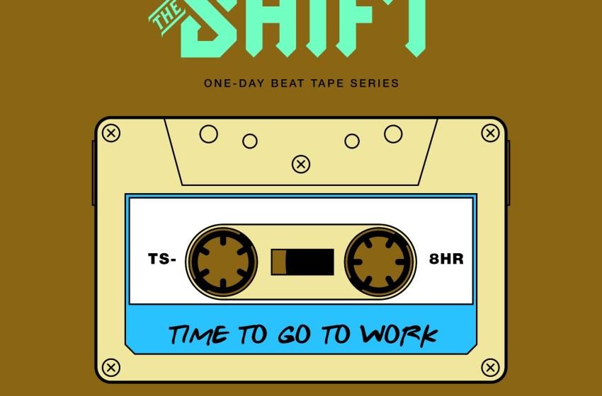 Flip Jackson – The Shift: One Day Beat Tape Vol. 17 (Instrumental Mixtape)