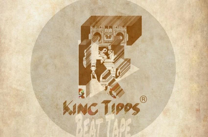 King Tipps – Gone But Not Forgotten: Beat Tape (Instrumental Mixtape)