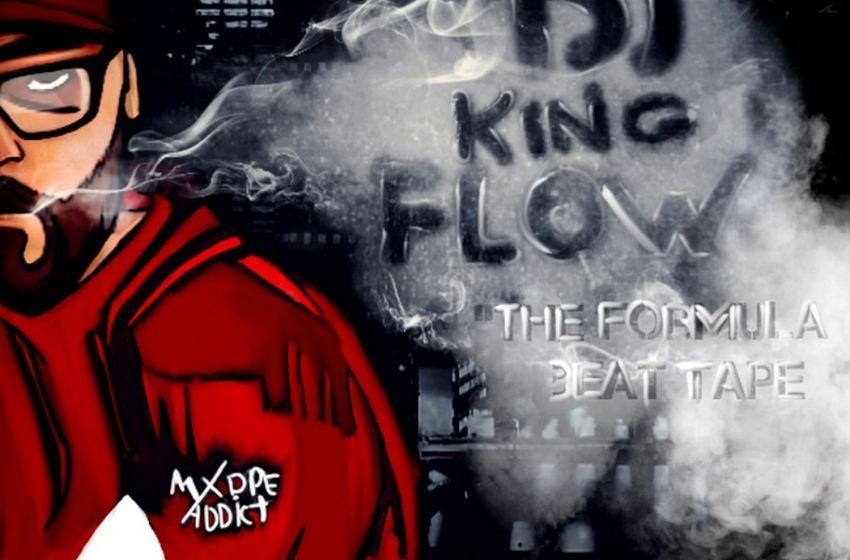 DJ King Flow – The Formula: Beat Tape (Instrumental Mixtape)