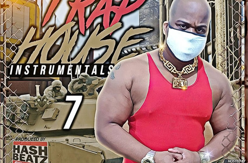 Hash Beatz -Trap House 7 Instrumentals (Instrumental Mixtape)