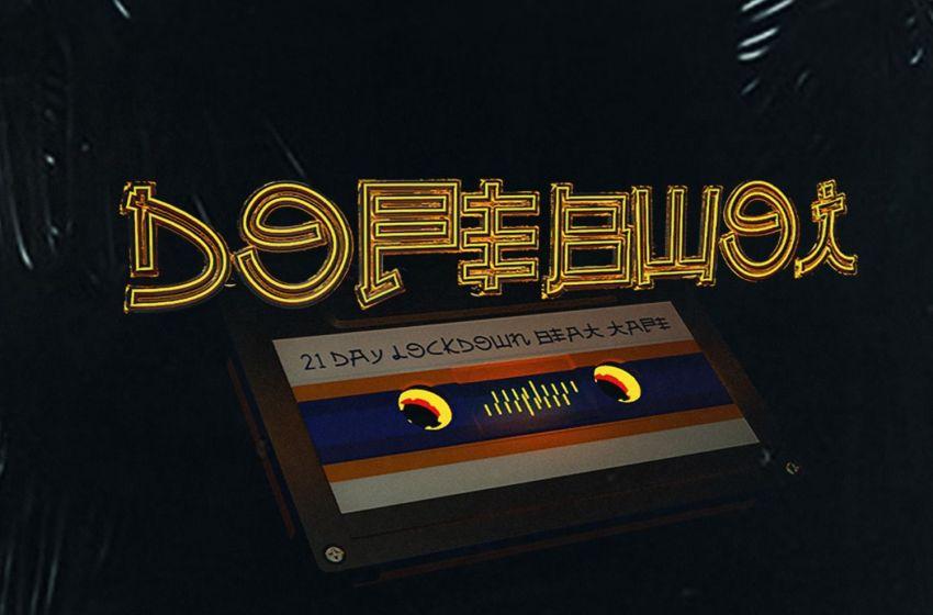 DOPEBWOI – DB 21 Day Lockdown: Beat Tape (Instrumental Mixtape)