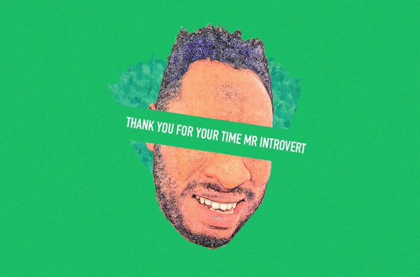 Blakesmith – Thank You For Your Time Mr. Introvert (Instrumental Mixtape)