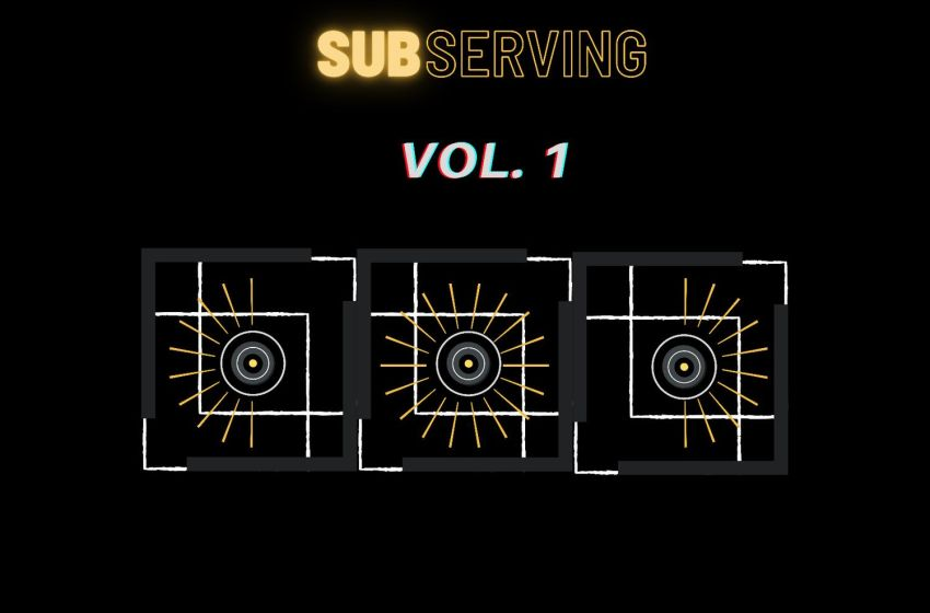 Royce Burgess – Subserving, Vol. 1 (Instrumental Mixtape)