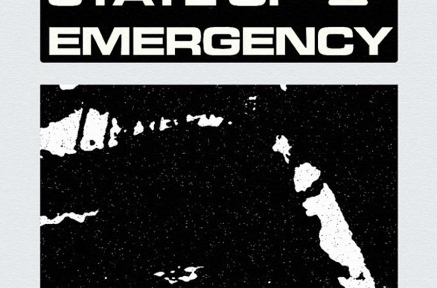 EYESAAC – State of Emergency: A Beat Tape (Instrumental Mixtape)