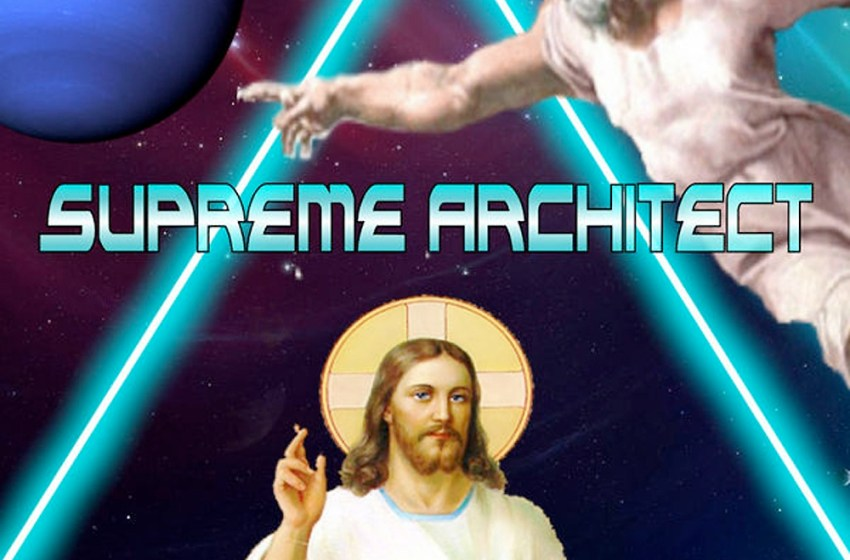 Supreme Architect – Supreme Architect Instrumentals (Instrumental Mixtape)