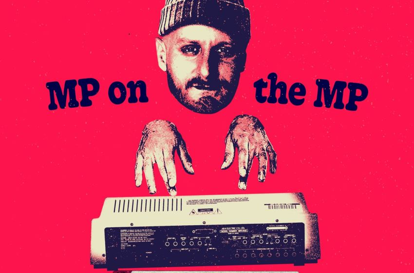 Marco Polo – MP On The MP: The Beat Tape Vol. 1 (Instrumental Mixtape)
