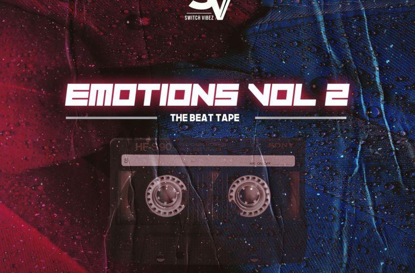 Switch Vibez – Emotions: The Beat Tape Vol. 2 (Instrumental Mixtape)