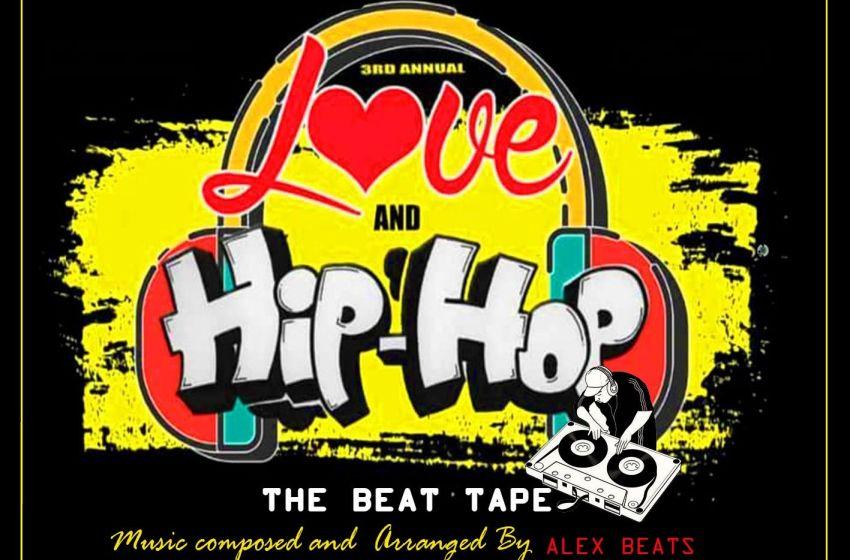 ALEX BEATS – LOVE AND HIP-HOP: BEAT TAPE (Instrumental Mixtape)