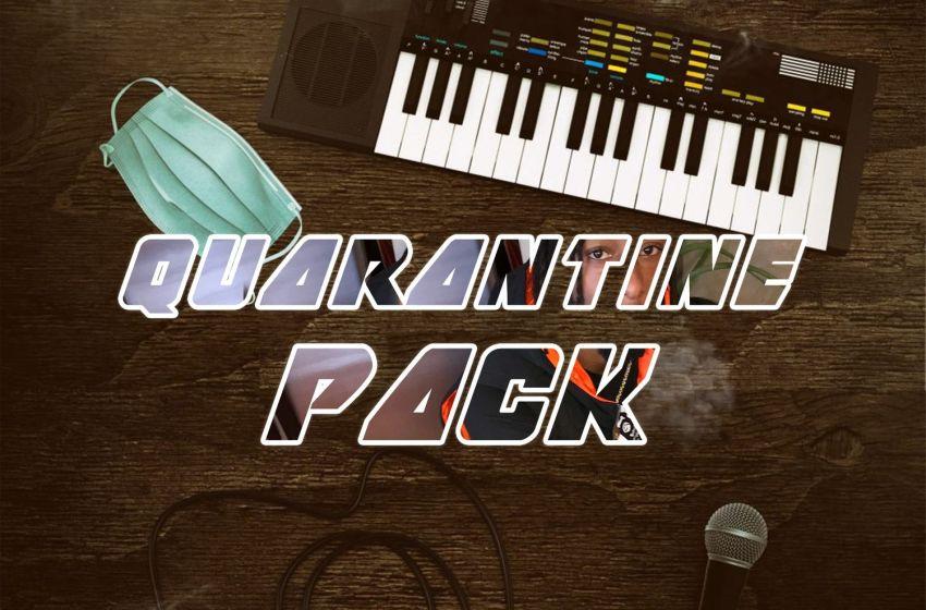 Jimmie – Quarantine Pack: Beat Tape (Instrumental Mixtape)