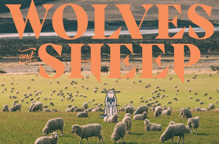 Marswell & Phil Cassidy – Wolves & Sheep: Free Beat Tape (Instrumental Mixtape)