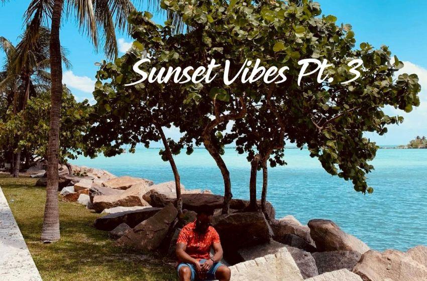 Meeb – Sunset Vibes Pt. 3: Smooth R&B Instrumentals (Instrumental Mixtape)