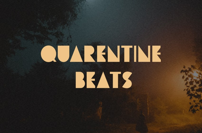 Rafael Carreiro – Quarentine Beats EP (Instrumental Mixtape)