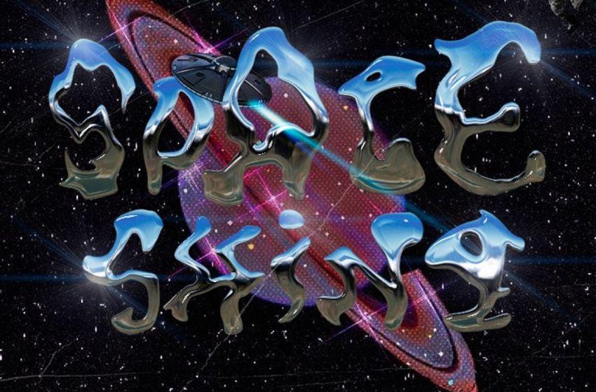 MelRozzee – Space Shine (Instrumental Mixtape)