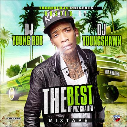 best wiz khalifa mixtape cover