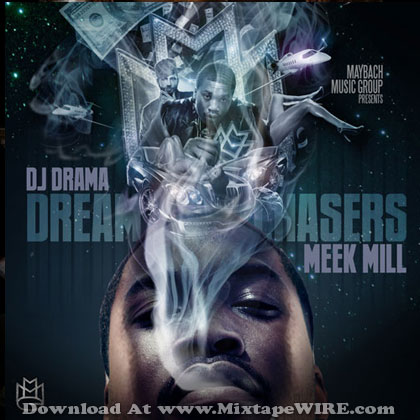 meek mill dreamchasers mixtape cover