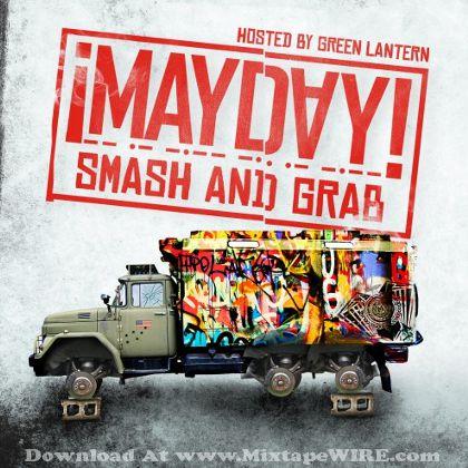 mayday-smash-and-grab-mixtape-cover