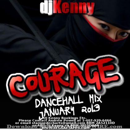 dj-kenny-the-courage-dancehall-mix