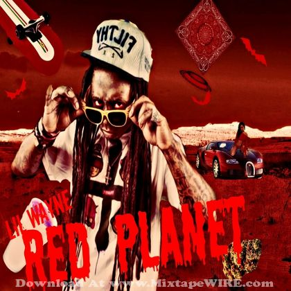 lil-wayne-red-planet-mixtape-cover