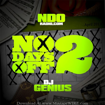 DJ_Genius_No_Days_Off_2_Mixtape