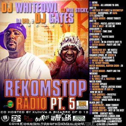 DJ_WHITEOWL_DJ_MOE_STICKY_DJ_DES_DJ_GATES_Rekomstop_Radio_Pt_5_Mixtape