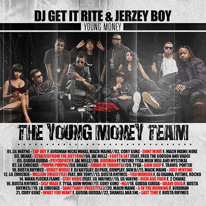 young-money-team-mixtape