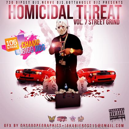 Bigg_Jigg_Homicidal_Threat_Volume_7_Mixtape