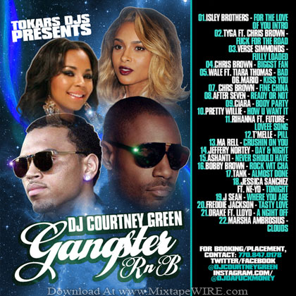 DJ_Courtney_Green_Gangster_RnB_Mixtape