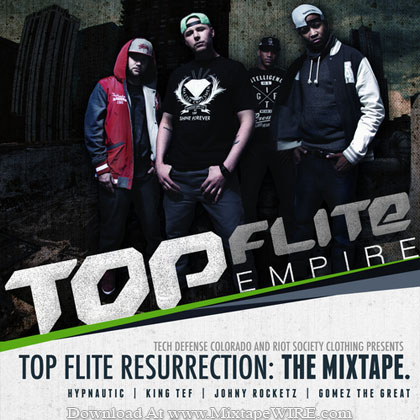 Hypnautic-King-Tef-Johny-Rocketz-Top-Flite-Empire-Mixtape