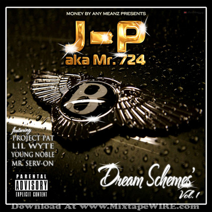 J_P_MR_724_Dream_Schemes_V_1_Mixtape