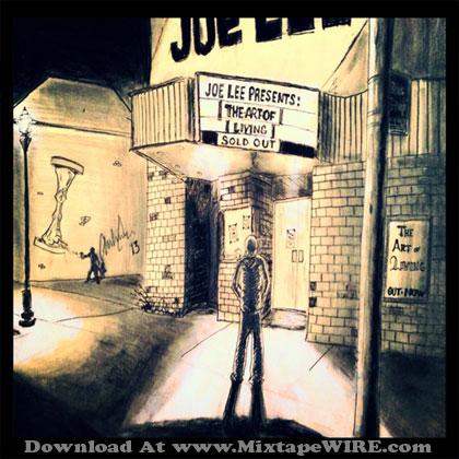 Joe-Lee-The-Art-Of-Living-Mixtape