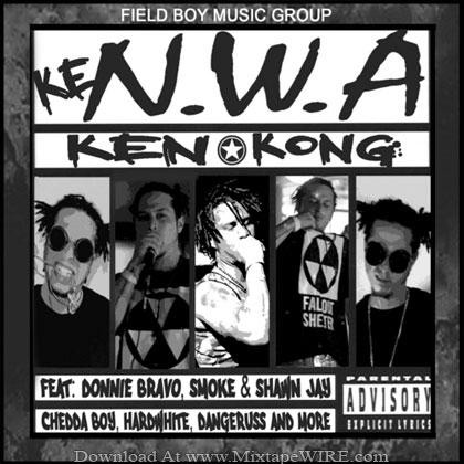 KEN-KONG-Ken-W-A-Mixtape