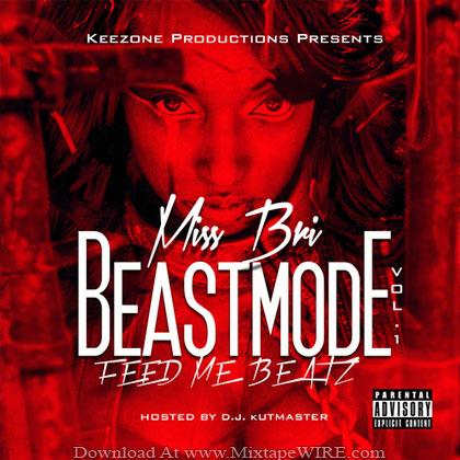 Miss_Bri_Beast_Mode_Vol1_Mixtape_Dj_Kutmaster