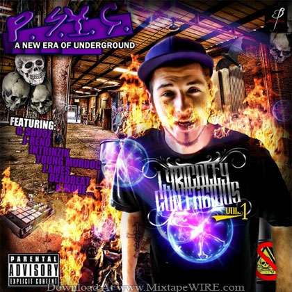PSYC-Lyrically-Contagious-Vol-1-Mixtape