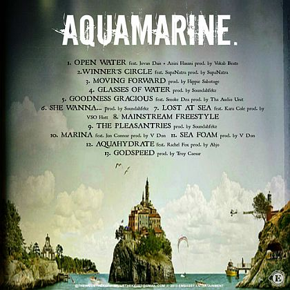 willie-kid-aquamarine-tracklist